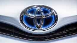 Toyota анонсировала новую Corolla для российского рынка