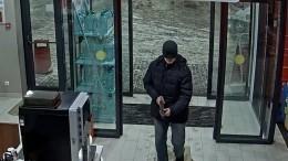 Грабитель, похожий наРобокопа, ограбил АЗС вПодмосковье