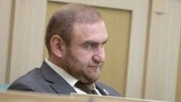 Суд признал законным арест сенатора Арашукова