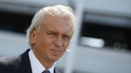 Кандидат напост главы РФС Дюков покинет «Зенит» вслучае избрания— видео