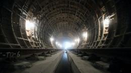 Строители петербургского метро невыйдут изшахты, пока имнезаплатят