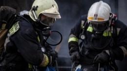 Три человека пострадали при пожаре вгостинице Кургана