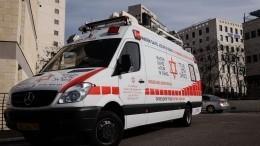 Автобус перевернулся вИзраиле— двое погибли, более 40 человек пострадали