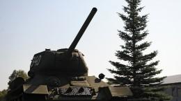 Видео: хуситы нанесли ракетный удар потанкам Т-34-85 вЙемене