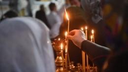 Фото: Второй занеделю храм УПЦ осквернили вукраинском Запорожье