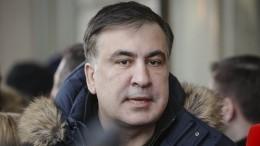Видео: Сторонники Саакашвили устроили потасовку насъезде грузин вБельгии