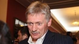 Дмитрий Песков прокомментировали статью Суркова оРоссии