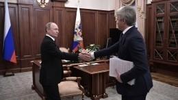 Министр спорта рассказал Путину оподготовке кУниверсиаде