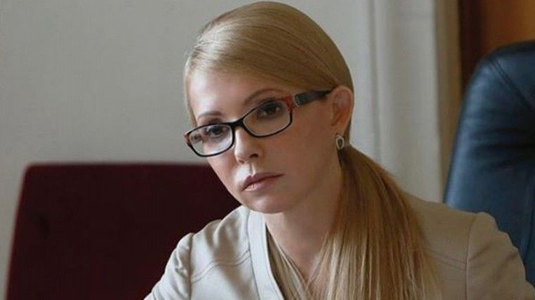 Тимошенко пообещала украинцам вернуть Крым