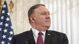 «Путин пытается разбить единство НАТО»: Госсекретарь США Майкл Помпео