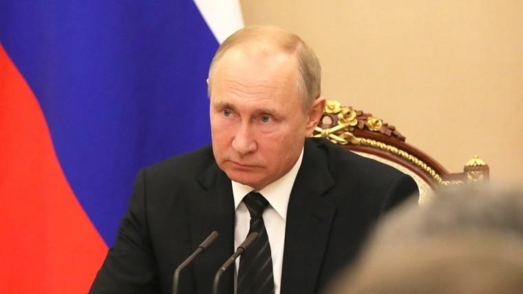 Стало известно, где Путин выступит спосланием Федеральному собранию