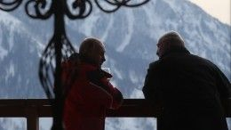 Очем говорили Путин иЛукашенко вовремя официальных переговоров— видео