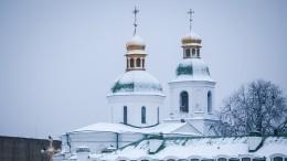 «Братья исестры, депортируют!»: Украина высылает канонического архимандрита