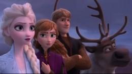 Студия Disney представила первый трейлер мультфильма «Холодное сердце2»