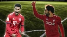 Где смотреть онлайн матч «Ливерпуль»— «Бавария» 19февраля