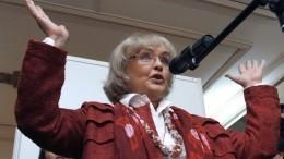 «Демонстрирует свое уродство»: Политолог ословах актрисы Роговцевой про россиян