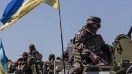 Автомобиль сукраинскими снайперами подорвался насвоейже мине, сообщили вДНР