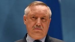 Видео: Глава Петербурга Беглов прибыл наместо обрушения крыши вуниверситете ИТМО