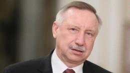 Глава Петербурга обсудил сТатьяной Голиковой ситуацию собрушением кровли вздании ИТМО