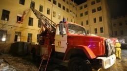 Что сейчас происходит вИТМО, где ранее обрушилась кровля здания