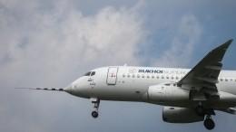 Производитель SSJ-100 опроверг информацию оботказе Европы отроссийских самолетов