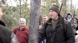 Задержан блогер, снявший скандальную охоту иркутского губернатора
