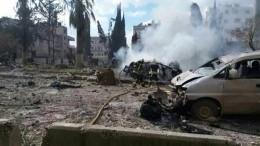 Всирийском Идлибе прогремели два взрыва— есть жертвы