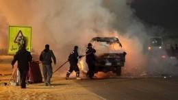 Взрыв прогремел вцентре Каира