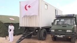 Беженцы излагеря «Рукбан» вСирии получили возможность вернуться домой