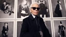 «Сильная личность!»: Законодатели моды скорбят оскончавшемся Лагерфельде
