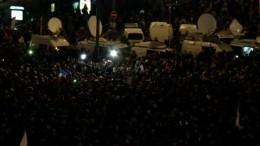 Наантисемитский митинг воФранции вышли более 20 тысяч человек