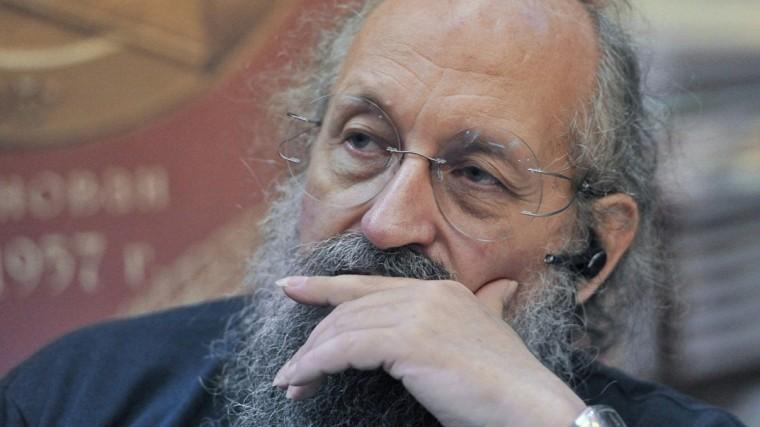 Вассерман раскритиковал Макаревича заслова об«идиотах»