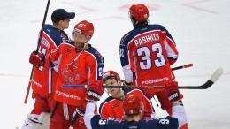 ЦСКА вчетвертый раз запять лет выиграл Кубок Континента