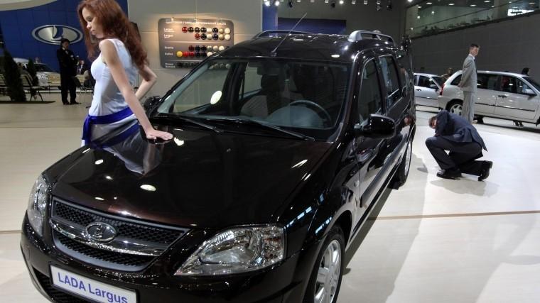 «АвтоВАЗ» приступил кпроизводству двухтопливной модели Lada Largus