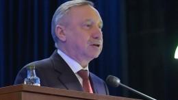 Глава Петербурга пригласил военных пенсионеров нагосслужбу