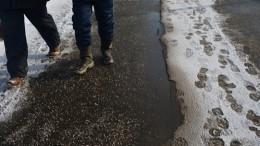 Репортаж: Откаких проблем избавят новые дорожные реагенты
