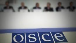 Россия заблокировала вОБСЕ рекомендацию понедопуску наблюдателей навыборы