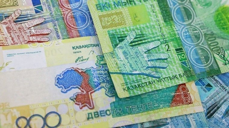ВМИД РФотреагировали назапрет русского текста набанкнотах тенге