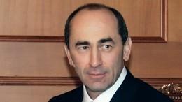 Как бывший президент Армении Кочарян стал жертвой репрессий нового режима