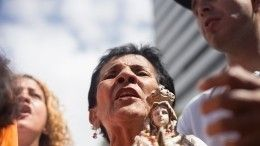Марионетки США атакуют Венесуэлу непрошенной гумпомощью, ноКаракас отбивается