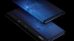 Фото: Huawei представила складной смартфон за2600 долларов