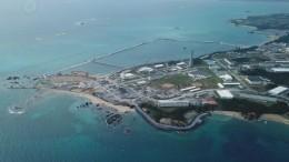 Большинство жителей Окинавы проголосовали против американской военной базы