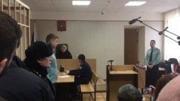 Фигурант дела осмертельном ДТП наНевском арестован судом— видео