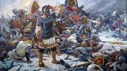 18апреля— День воинской славы России. Победа наЧудском озере