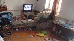 Опубликовано жуткое видео изкировской квартиры, где погибла трехлетняя девочка