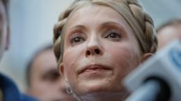 Тимошенко: Под видом европейского газа наУкраину поступает российский