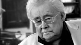 Александр Беглов выразил соболезнования поповоду смерти поэта Глеба Горбовского