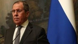 Сергей Лавров оценил значимость отношений Китая иРоссии