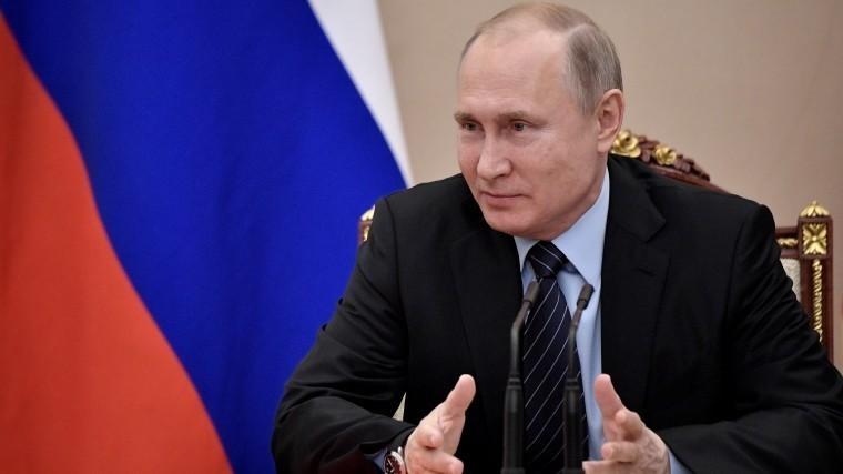 Путин поручил принять меры для снижения ипотечной ставки до8% иниже