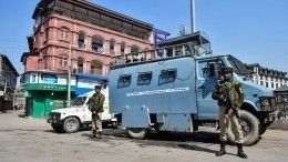 Пакистан возобновил обстрелы индийской территории